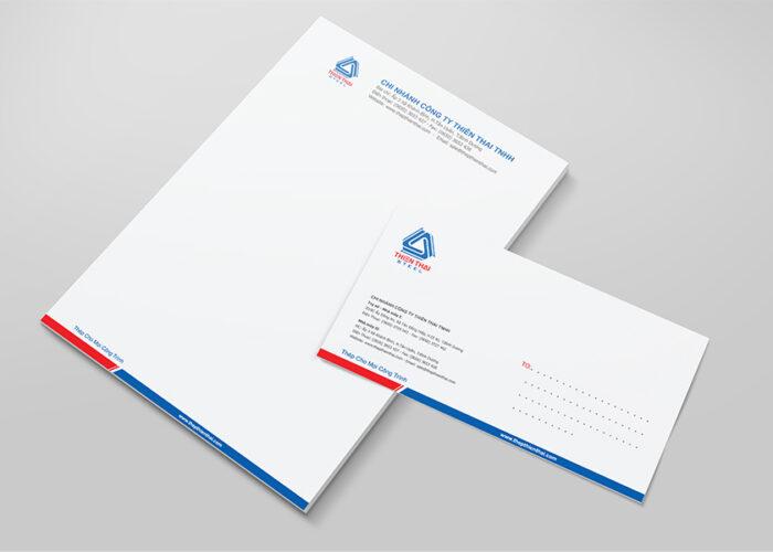 Lựa chọn cơ sở in tiêu đề thư chuyên nghiệp ấn tượng