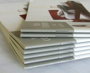 Thiết kế mẫu bìa mềm sổ sách