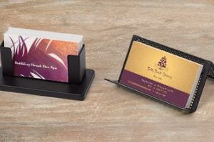 In card visit, name card giá rẻ - In Hoa Hồng