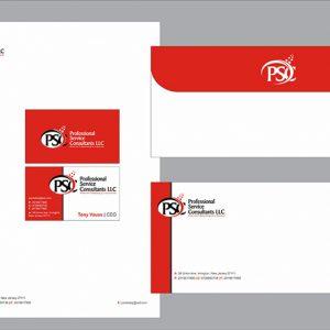 thiết kế bìa thư