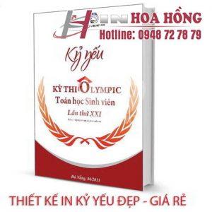 mẫu thiết kế bìa kỷ yếu đẹp - in Hoa Hồng